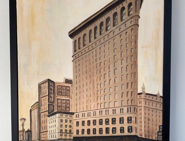 The Iron Building NY City