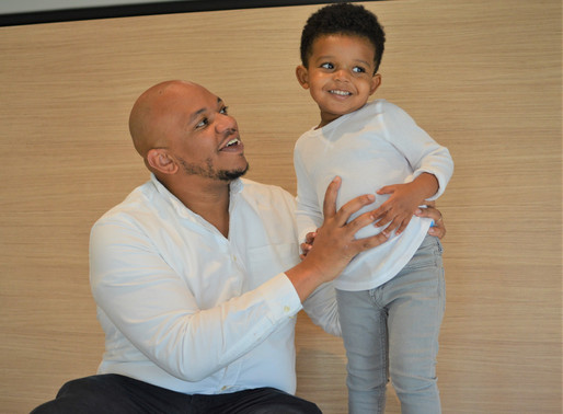 Atlanta Dad Finds a Solution to Treat His Young King's Hair