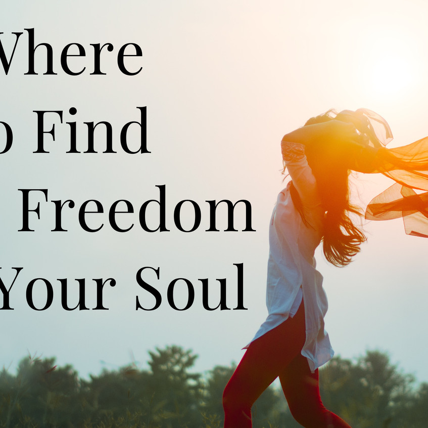 true freedom for soul title