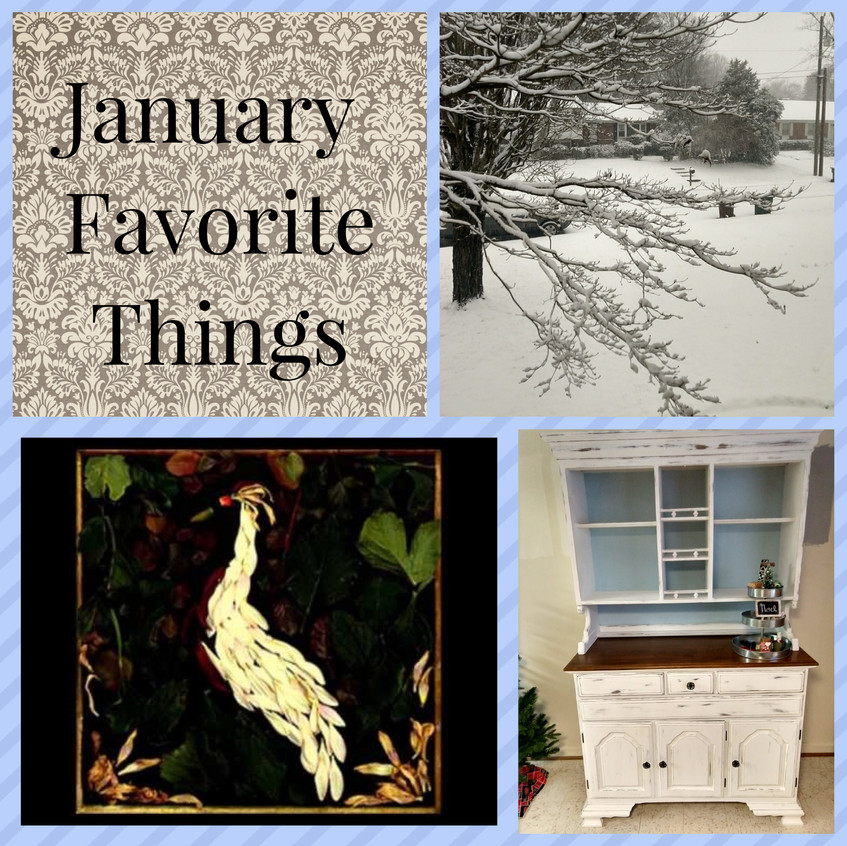 jan fave things