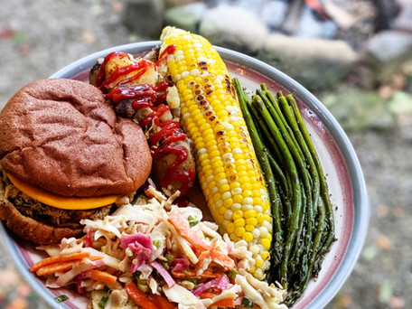 Summer Cookout Food Ideas, w/ Healthy, Plant-Based Recipes!