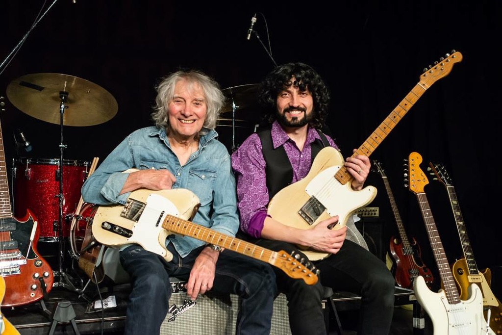 Drey Rollan & Albert Lee