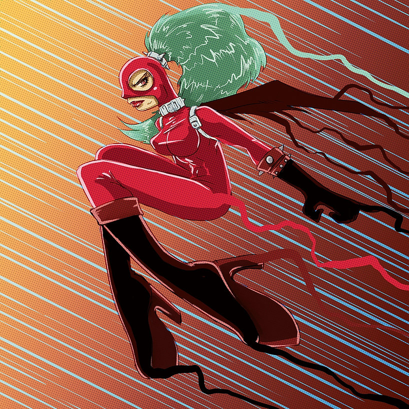 Female Super Hero