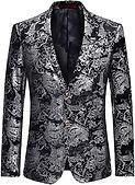 Cloudstyle Men's Dress Floral Suit.jpg