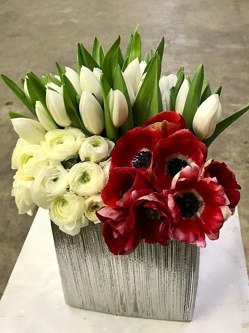 Swoon Blooms - Anemones, Ranunculus and Tulips