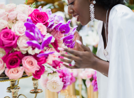 Styled Shoot | Luxe Color Vibrancy