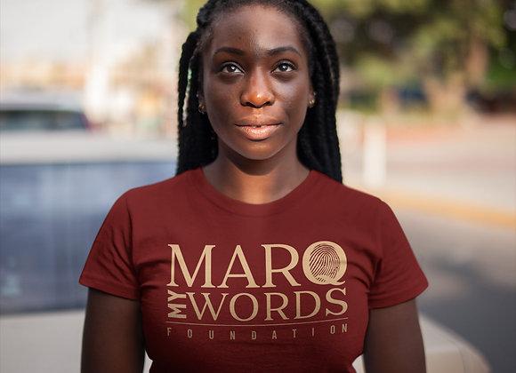 MARQ My Words Crewneck Shirt