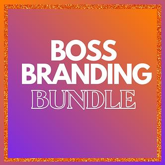 Boss Branding Bundle