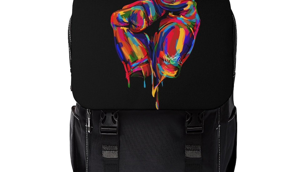 """Spectrum Fist"" Backpack"