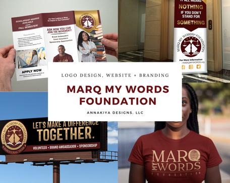 MARQ My Words Foundation