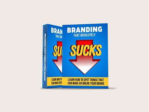 Branding That Absolutely Sucks