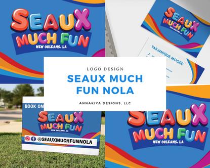 Seaux Much Fun Nola