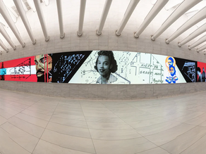 Digital OOH Exhibition Highlights Black Land Ownership From 400 Years Ago