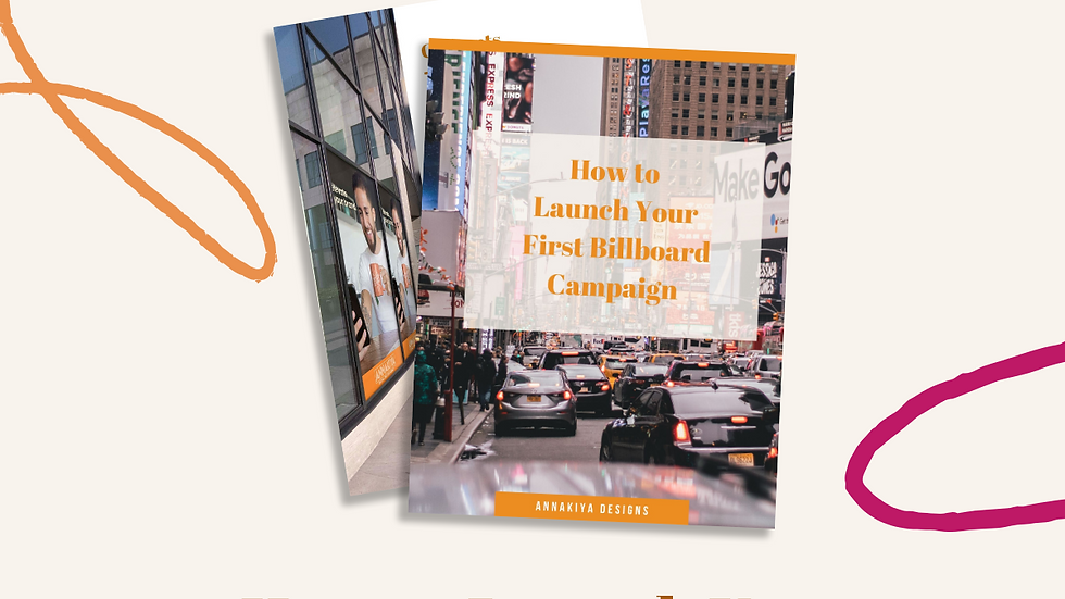 How to Launch Your First Billboard Campaign