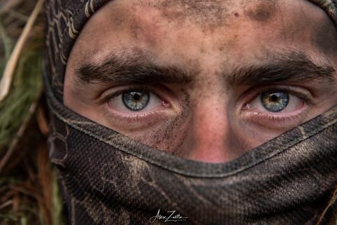 Sniper eyes