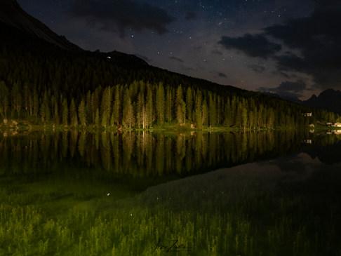 NIGHT REFLEXION