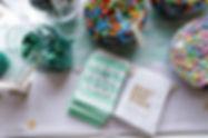 sweet table, wedding, wedding venue, grand ballroom, cake, cookies, custom linens