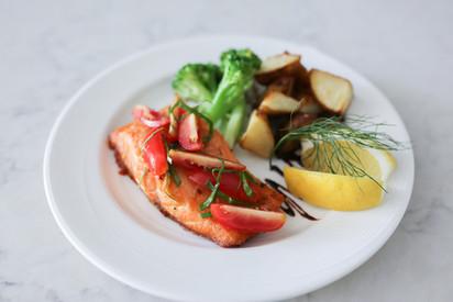 Salmon Siciliano