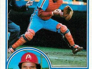 1983 Topps Bo Diaz