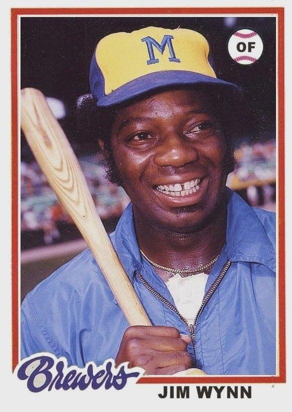 1978 Topps Jim Wynn