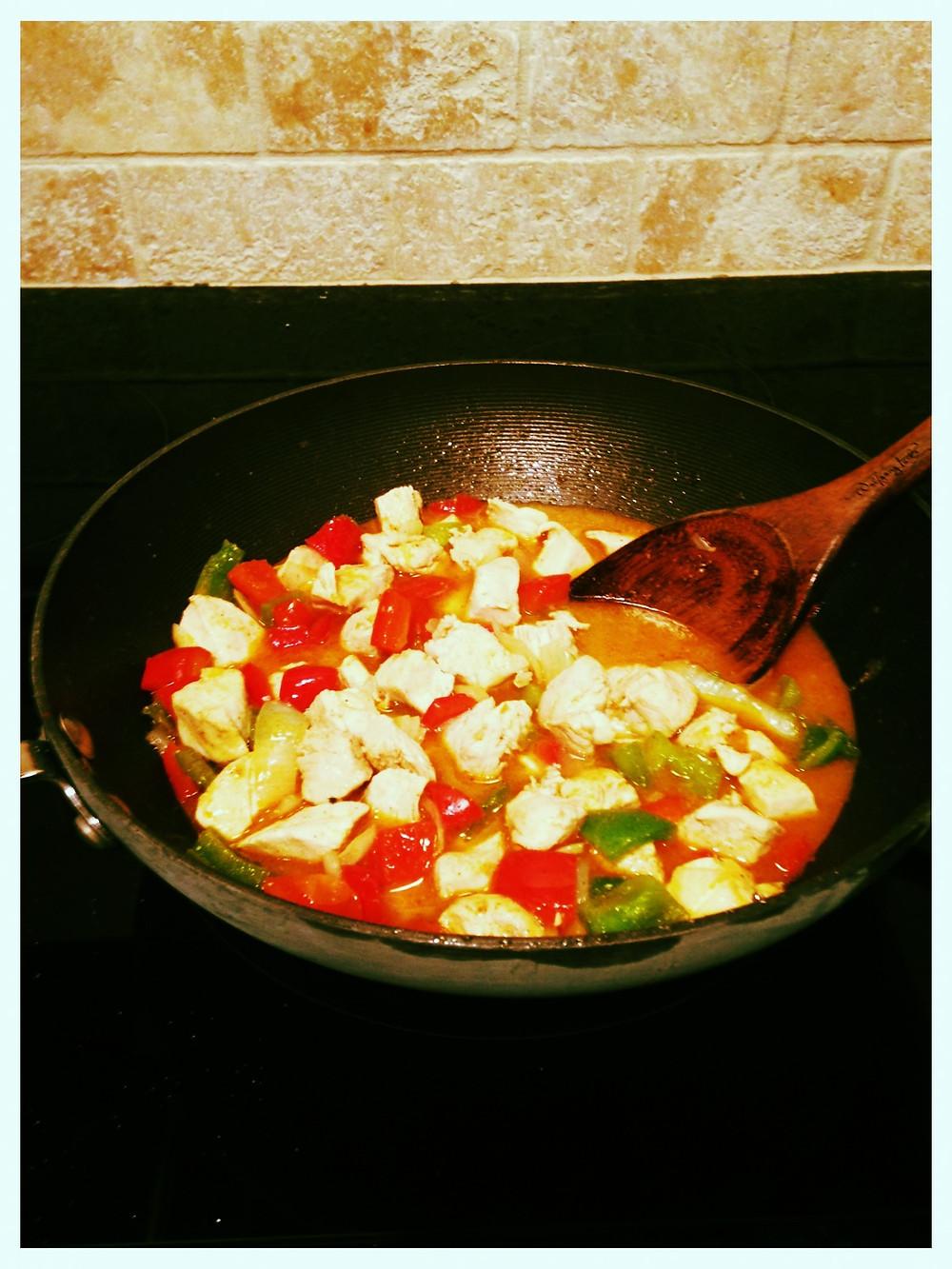 Paleo Thai Red Curry