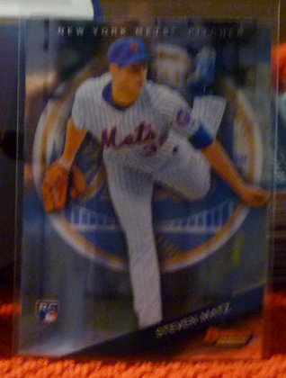 2015 Bowmans Best Steven Matz RC #92