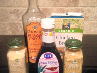 Featured Recipe - Not So Soy Sauce