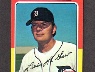 1975 Topps Lerrin LaGrow
