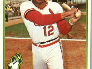 1976 Topps Buddy Bradford