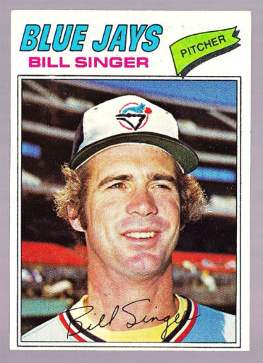1977 Topps Bill Singer