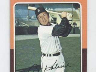1975 Topps Al Kaline