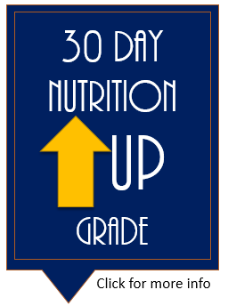 30 day nutrition upgrade information