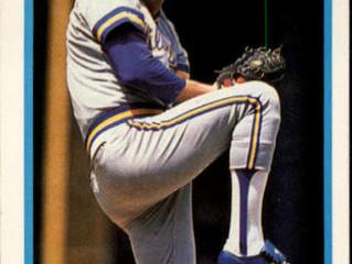 1990 Fleer Jerry Reuss