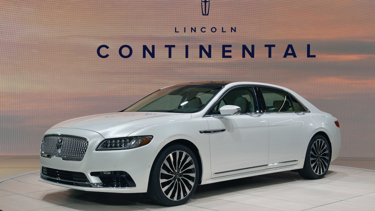 Introducing The 2017 Lincoln Continental Quinnsautomotivepage