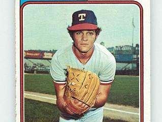1974 Topps David Clyde