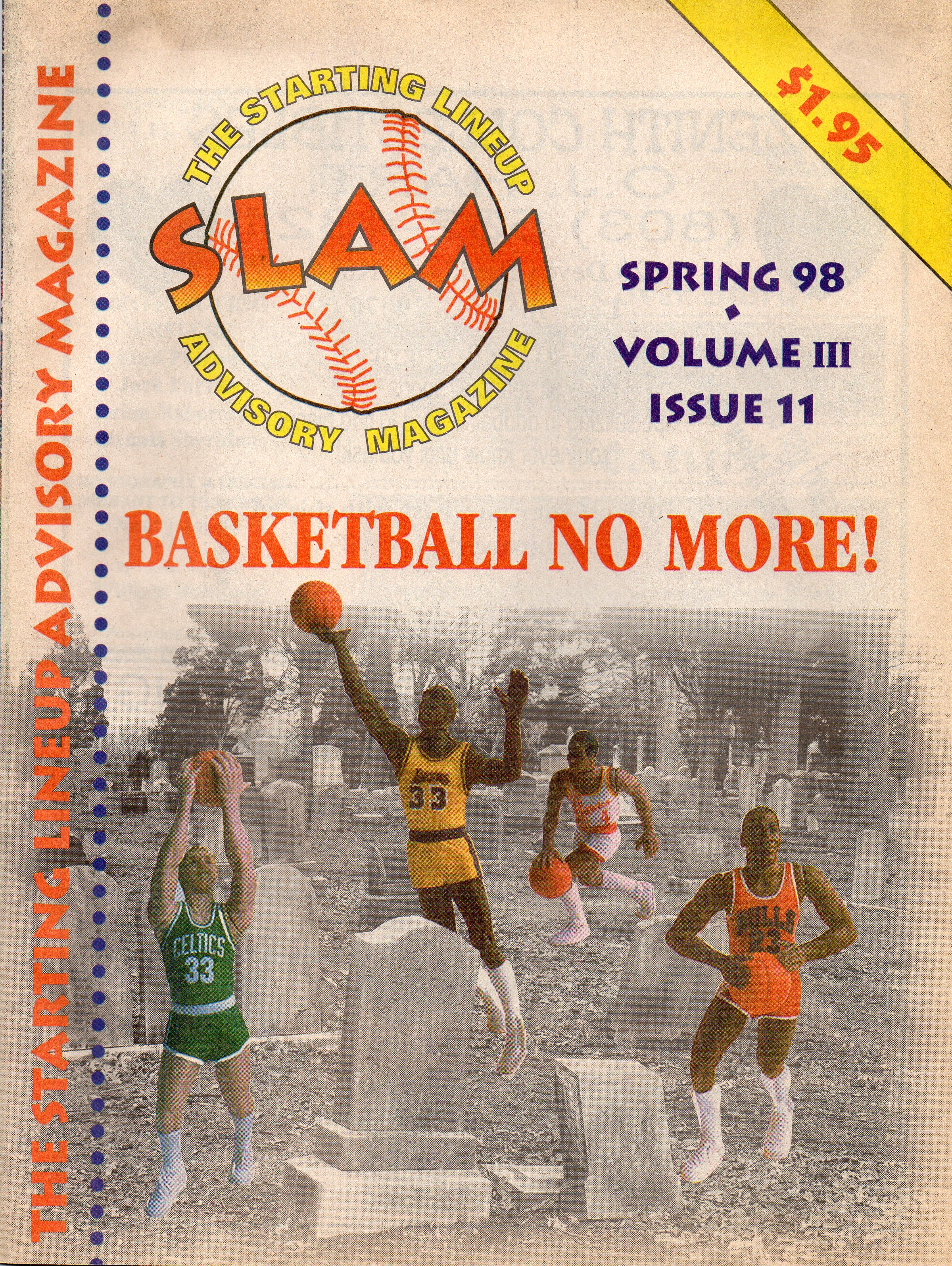 Who Misses S.L.A.M. Magazine?