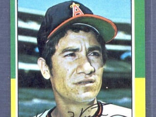 1975 Topps Horacio Pina