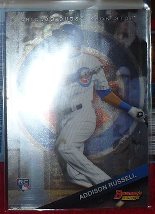 2015 Bowmans Best Addison Russell RC #6