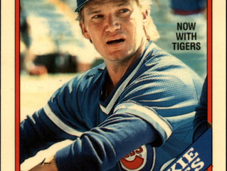 1988 Topps Dickie Noles