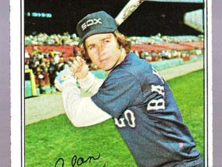 1977 Topps Alan Bannister