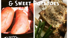 Happy Halloween - Crock Pot Ribs & Sweet Potatoes