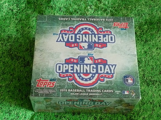 2015 Topps Opening Day
