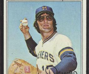 1977 Topps Darrell Porter