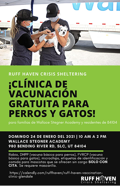 Free dog & Cat Vaccination Clinic! (1).p