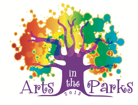 Arts in the Parks - Logo