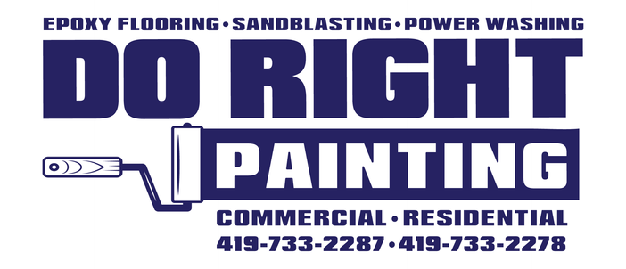 Do Right Painting - Logo