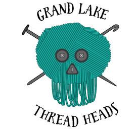 Grand Lake Thread Heads - Logo