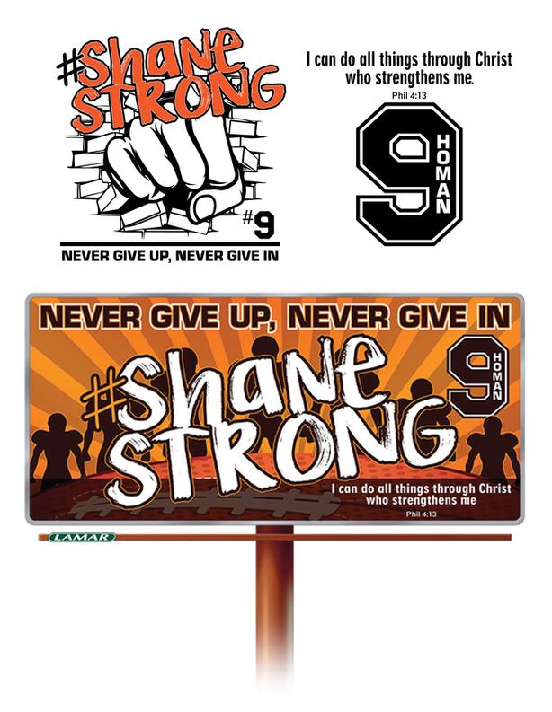 Shane Strong - Billboard