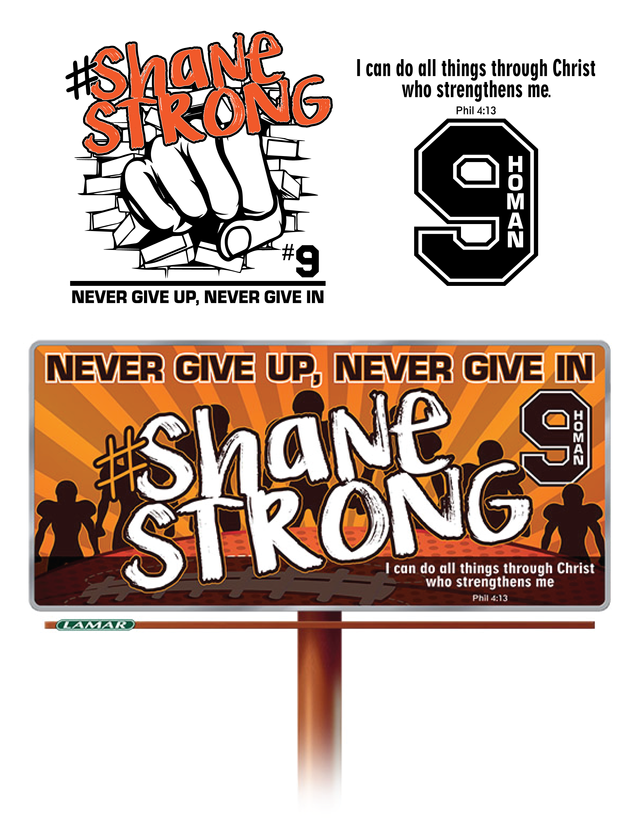 Shane Strong - Billboard