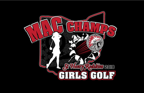 St. Henry Girls Golf - MAC Champs